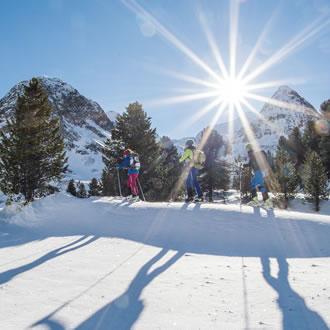 Schneeschuhwandern & Skitouren