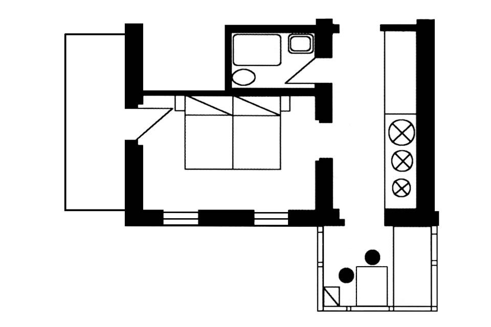 Apartment type D1