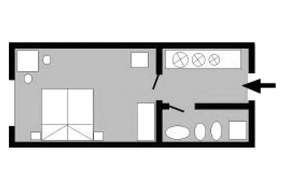 Apartment type H