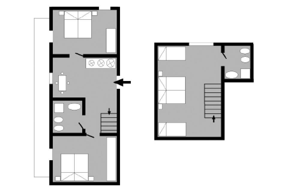 Apartment type I
