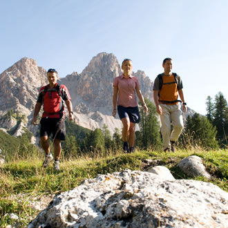 Hiking & climbing