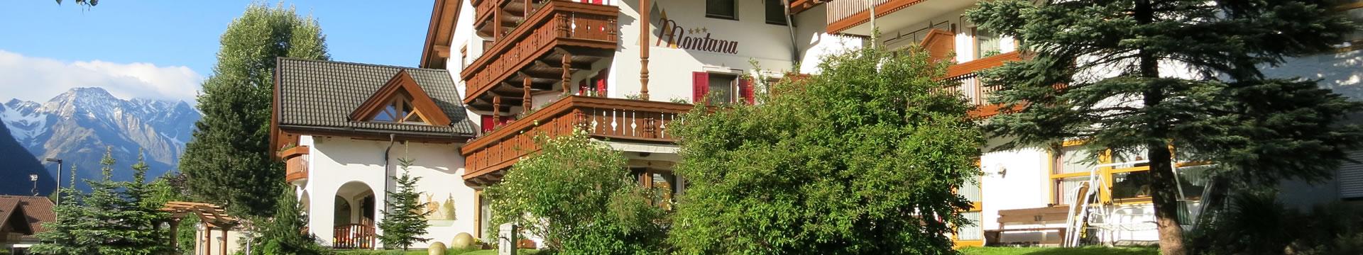 Apartments Residence Montana***