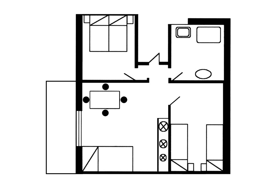 Appartamento tipo B2