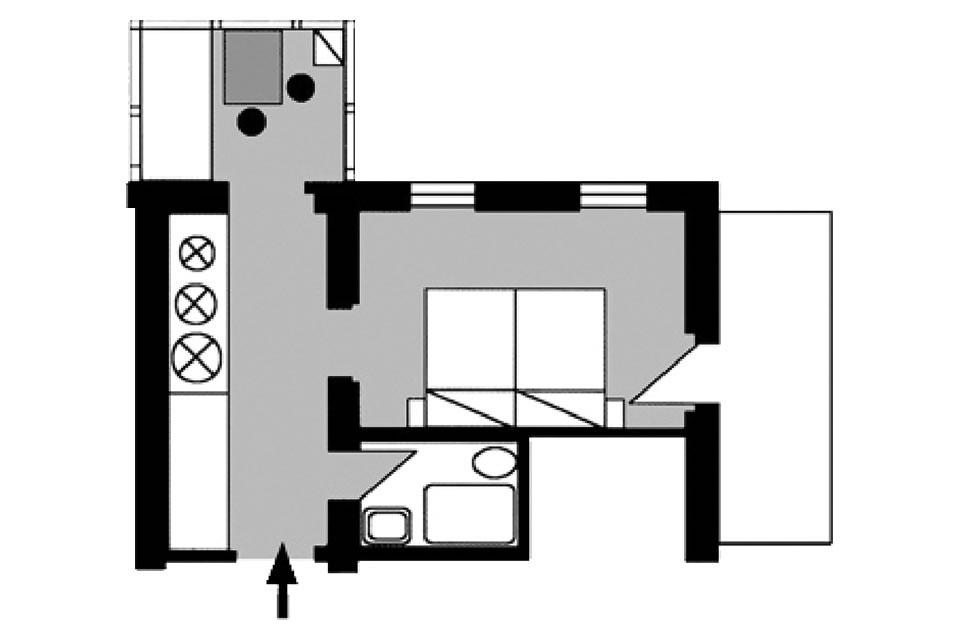 Appartamento tipo D3