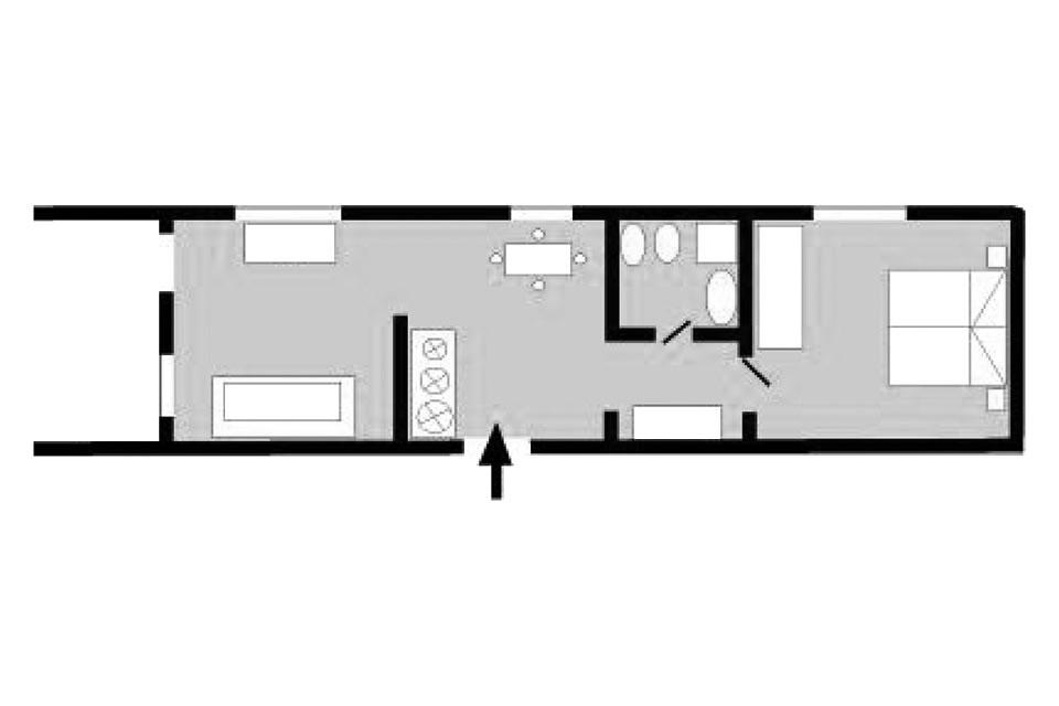 Appartamento tipo G